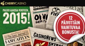 cheryr casino kampanjat