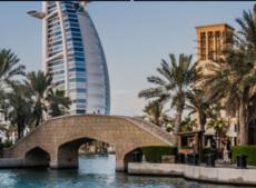 Voita matka Dubaihin Dunderilta