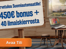 Liity Suomiautomaatille ja ota huimat edut
