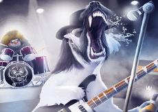 Casino Heroesilta ilmaiskierroksia Motörheadiin