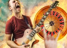 Casinohuoneen ruletista ilmaiskierroksia Motörheadiin