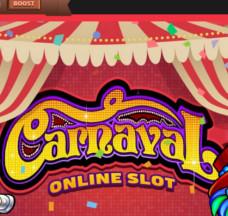 Pelaa Carnavalia ja voita ekstrapalkintoja